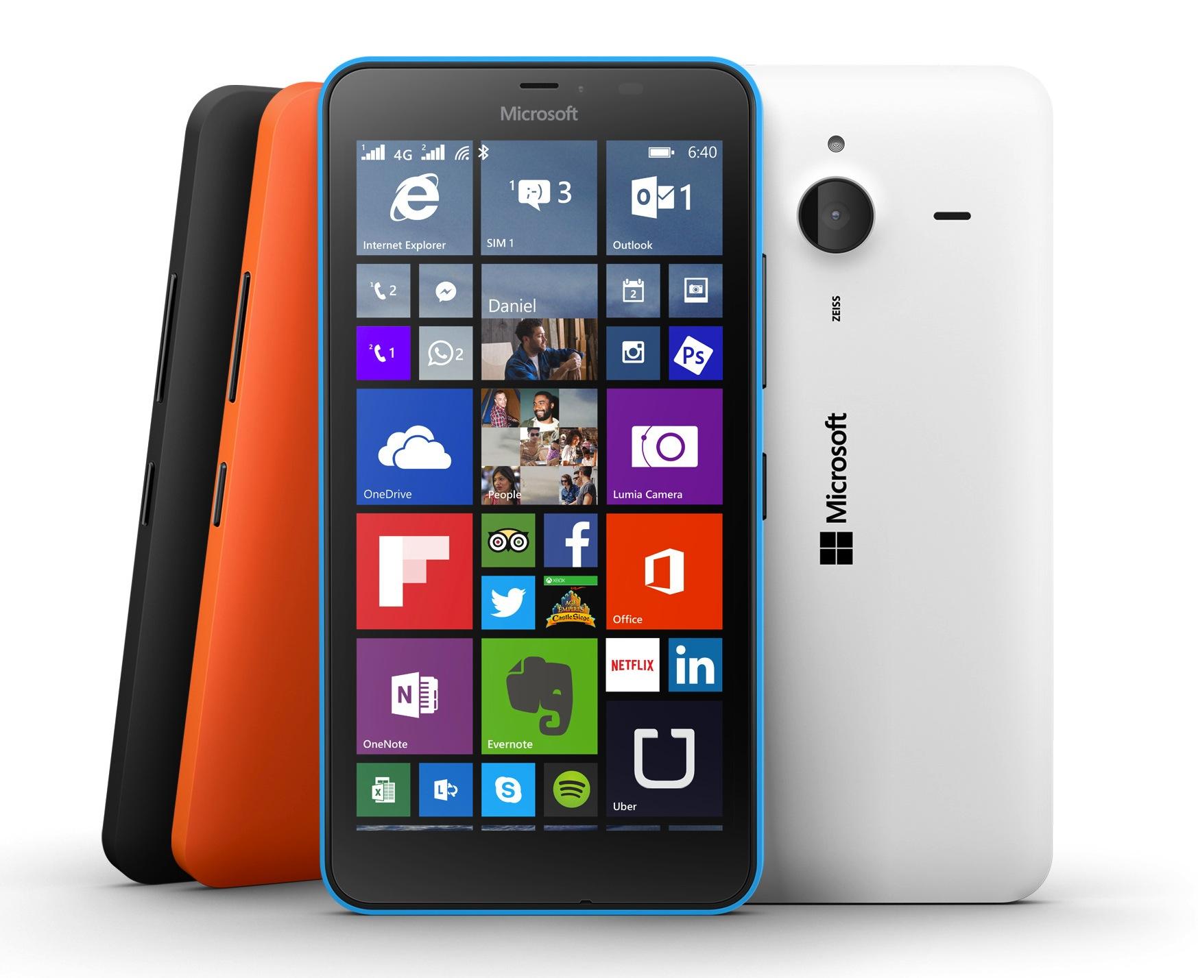 microsoft_lumia_640xl vari colori