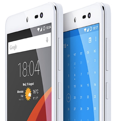 wileyfox swift white